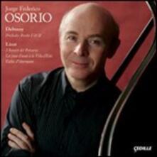Preludi completi / 3 Sonetti - CD Audio di Claude Debussy,Franz Liszt