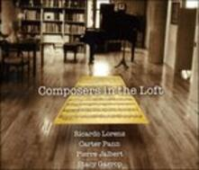 Composers In The Loft - CD Audio