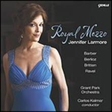 Royal Mezzo - CD Audio di Jennifer Larmore
