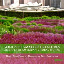 Songs of Small - CD Audio di Christopher Bell