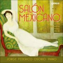 Salon Mexicano - CD Audio di Jorge Federico Osorio