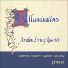 Illuminations - CD Audio di Benjamin Britten,Claude Debussy,Stacy Garrop