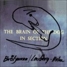 Brain of the Dog in Section - CD Audio di Peter Brötzmann,Frederick Lonberg-Holm