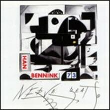 Nerve Beats - CD Audio di Han Bennink