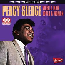 When a Man Loves a Woman - CD Audio di Percy Sledge