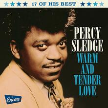 Warm and Tender Love - CD Audio di Percy Sledge