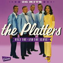 Only You and You Alone - CD Audio di Platters
