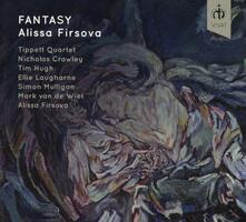 Fantasy - CD Audio di Alissa Firsova