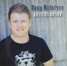 Australian Son - CD Audio di Doug McIntyre