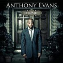 Home - CD Audio di Anthony Evans