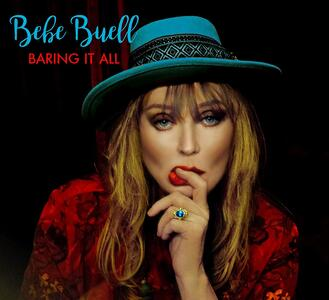 Baring it All. Greetings from Nashb - Vinile LP di Bebe Buell