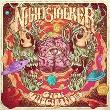 Great Hallucinations - CD Audio di Nightstalker
