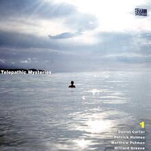 Telepathic Mysteries vol.1 - Vinile LP di Daniel Carter