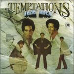 Solid Rock - Vinile LP di Temptations