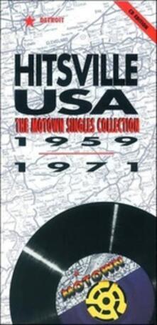 Hitsville Usa -Singles - CD Audio