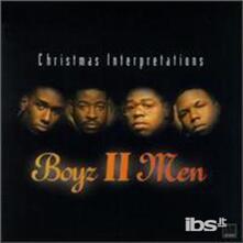 Christmas Interpretations - CD Audio di Boyz II Men
