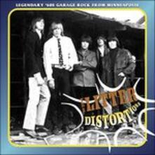 Distortions - CD Audio di Litter