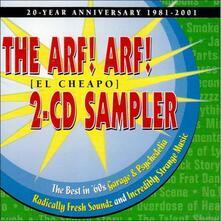 Arf! Arf! Sampler - CD Audio