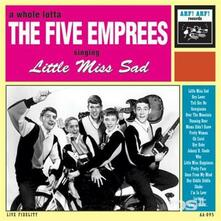 Little Miss Sad - CD Audio di Five Emprees