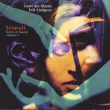 Stimuli - CD Audio di Erik Lindgren