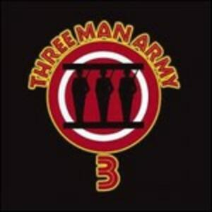 Three - Vinile LP di Three Man Army