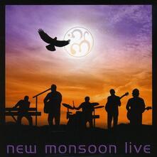 Live - CD Audio di New Monsoon