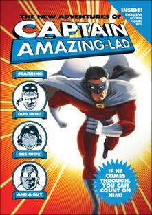 Keith Karter. New Adventures Of Captain Amazing-lad - DVD