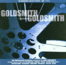 Goldsmith Conducts Goldsmith (Colonna Sonora) - CD Audio di Jerry Goldsmith