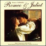 Cover CD Colonna sonora Romeo&Juliet