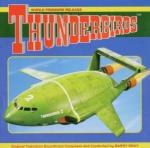 Cover CD Colonna sonora Thunderbirds