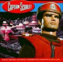 Captain Scarlet - Origina (Colonna Sonora) - CD Audio