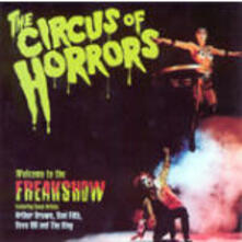 Welcome to the Freak Show - CD Audio di Circus of Horror