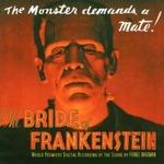 Cover della colonna sonora del film La moglie di Frankenstein