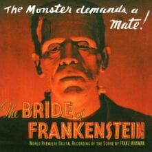Bride of Frankenstein (Colonna Sonora) - CD Audio