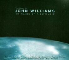 40 Years of Film Music (Colonna Sonora) - CD Audio di John Williams