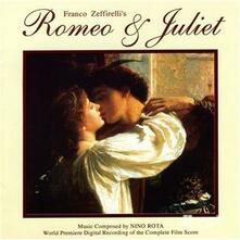 Romeo & Juliet - CD Audio di Nino Rota