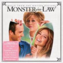 Quel Mostro di Mia Suocera (Monster in Law) (Colonna Sonora) - CD Audio