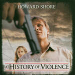 Cover CD Colonna sonora A History of Violence