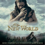 Cover CD The New World