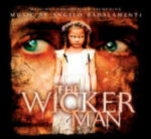 The Wicker Man (Colonna sonora) - CD Audio di Angelo Badalamenti
