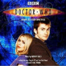 Doctor Who (Colonna Sonora) - CD Audio di Murray Gold
