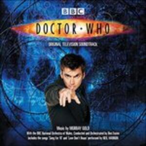 Doctor Who vol.1 & 2 (Colonna Sonora) - Vinile LP