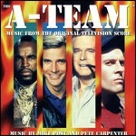 Cover CD Colonna sonora A-Team
