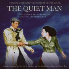 Un Uomo Tranquillo (A Quiet Man) (Colonna Sonora) - CD Audio di Victor Young
