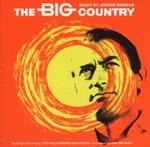 Cover CD Colonna sonora Il grande paese