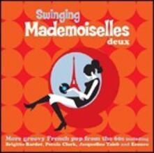 Swinging Mademoiselles vol.2 - CD Audio