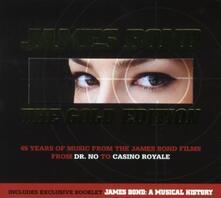 James Bond. The Gold Edition (Colonna Sonora) - CD Audio
