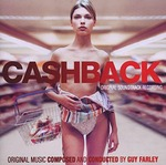 Cover CD Colonna sonora Cashback