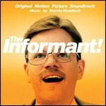 Cover CD Colonna sonora The Informant!