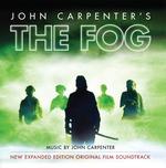 Cover CD Colonna sonora Fog